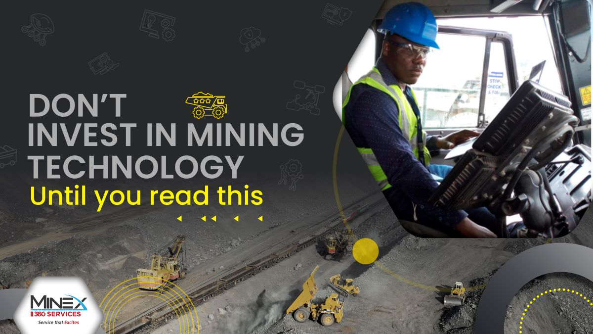 Do not invest in any mining technology until you read this!